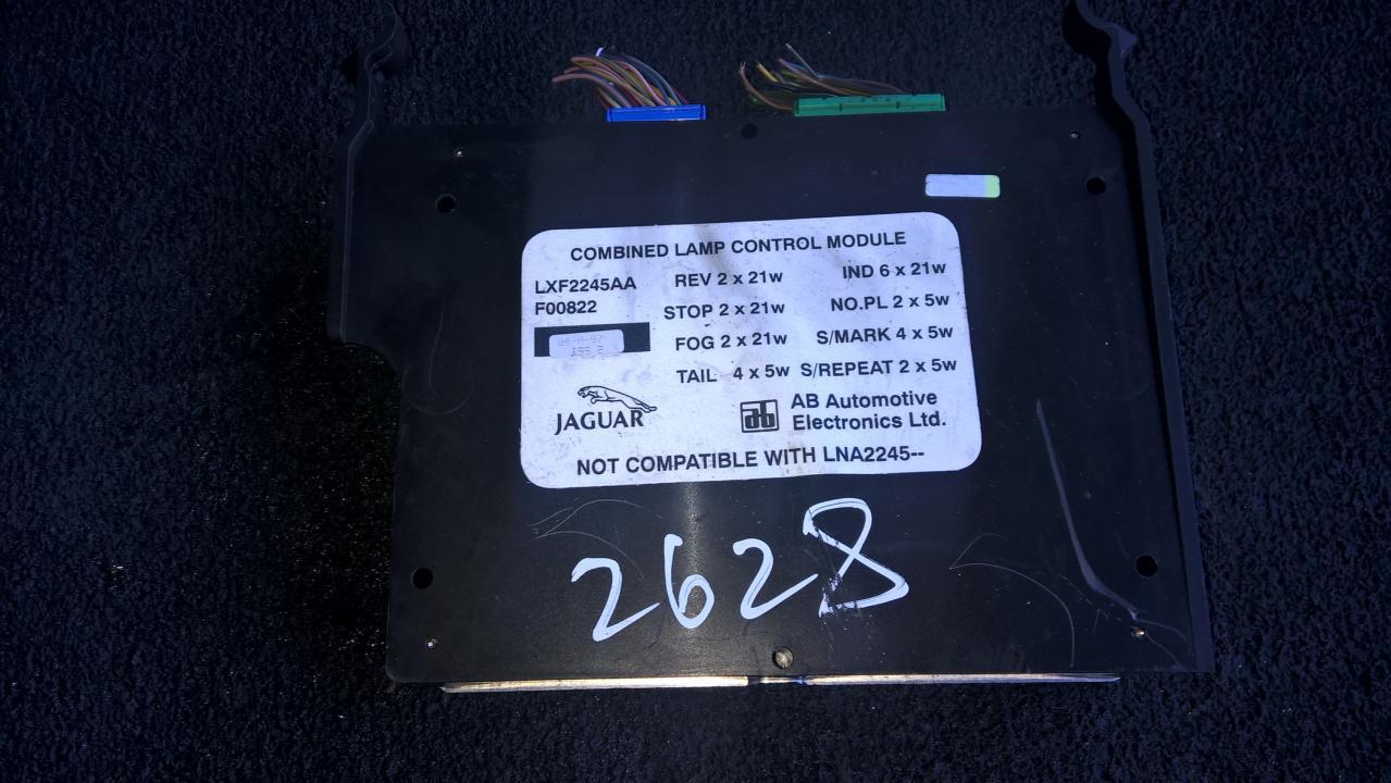 Switch, Headlight Jaguar XJ 1997    3.2 LXF2245AA