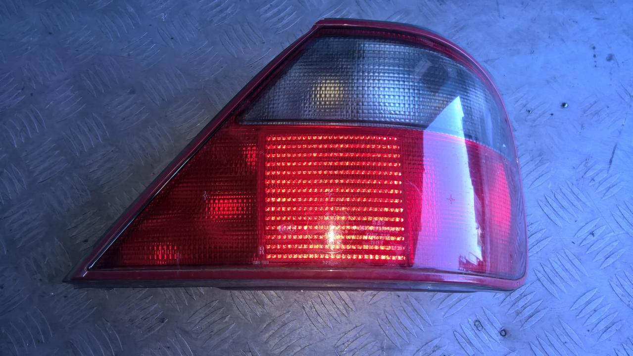 Tail Light lamp Outside, Rear Right lna4900bc 2vp236009-02 Jaguar XJ 2006 4.2