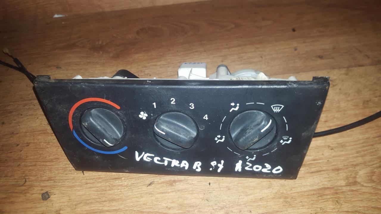 Peciuko valdymas 86323 valeo Opel VECTRA  2.0