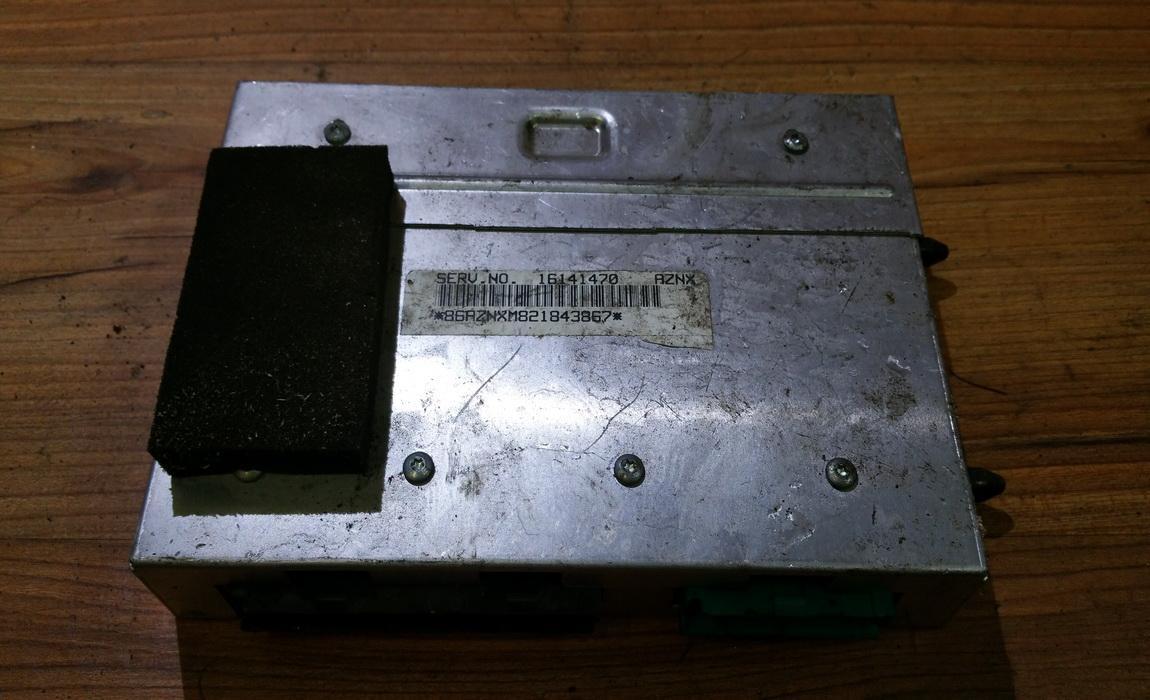 Variklio kompiuteris 16141470aznx 86aznxm821843867 Pontiac TRANS SPORT 1994 2.3