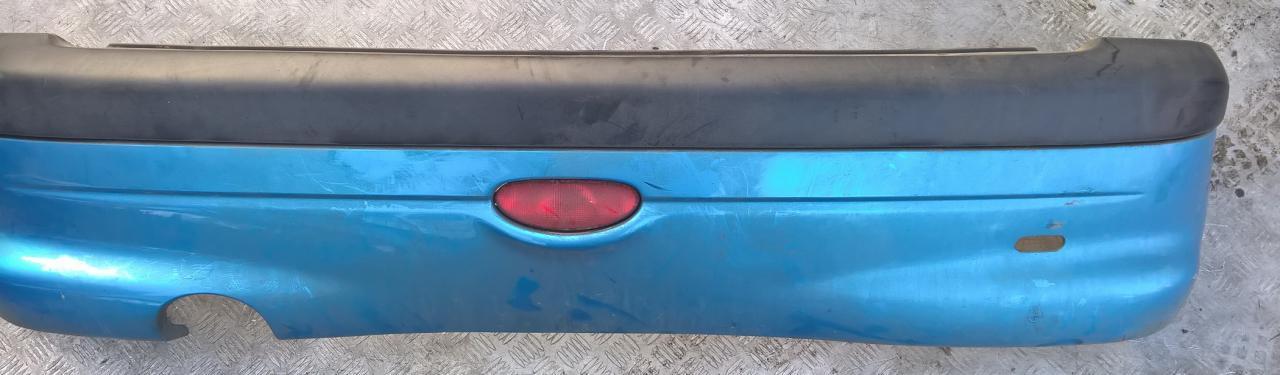 Бампер задний 9628638277 NENUSTATYTA Peugeot 206 1998 1.4