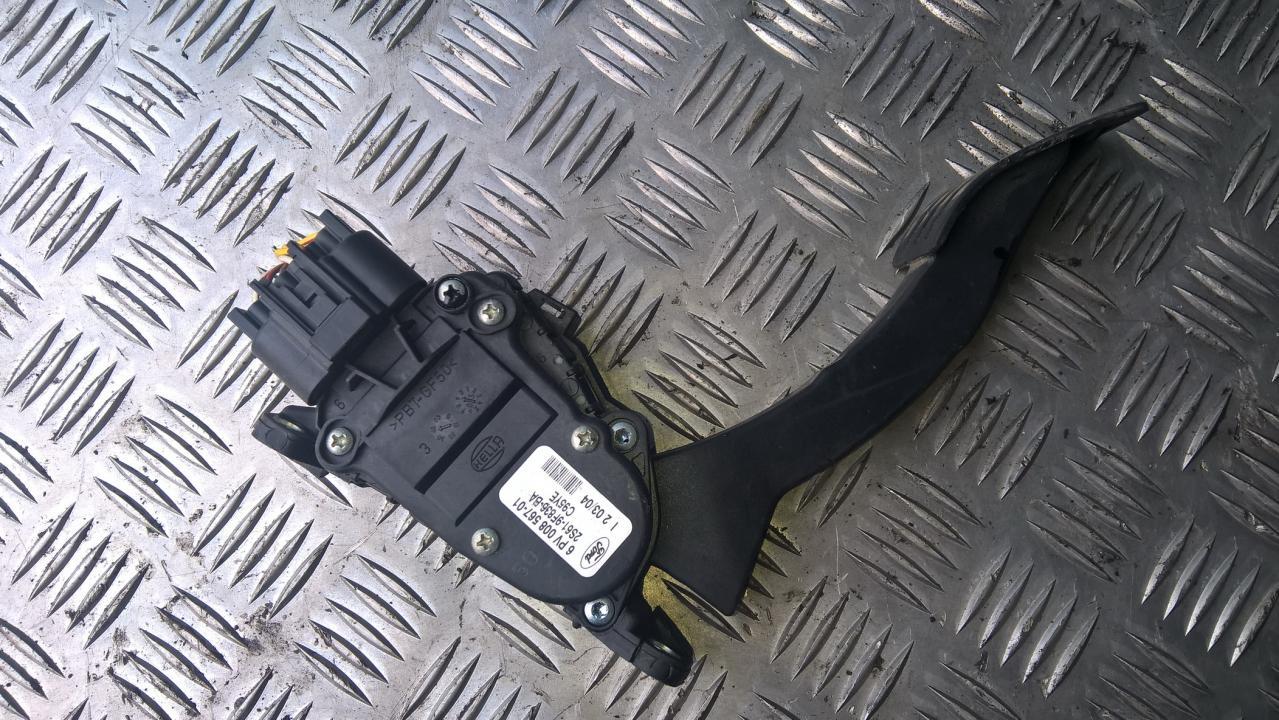 Elektrinis greicio pedalas Ford  Fiesta
