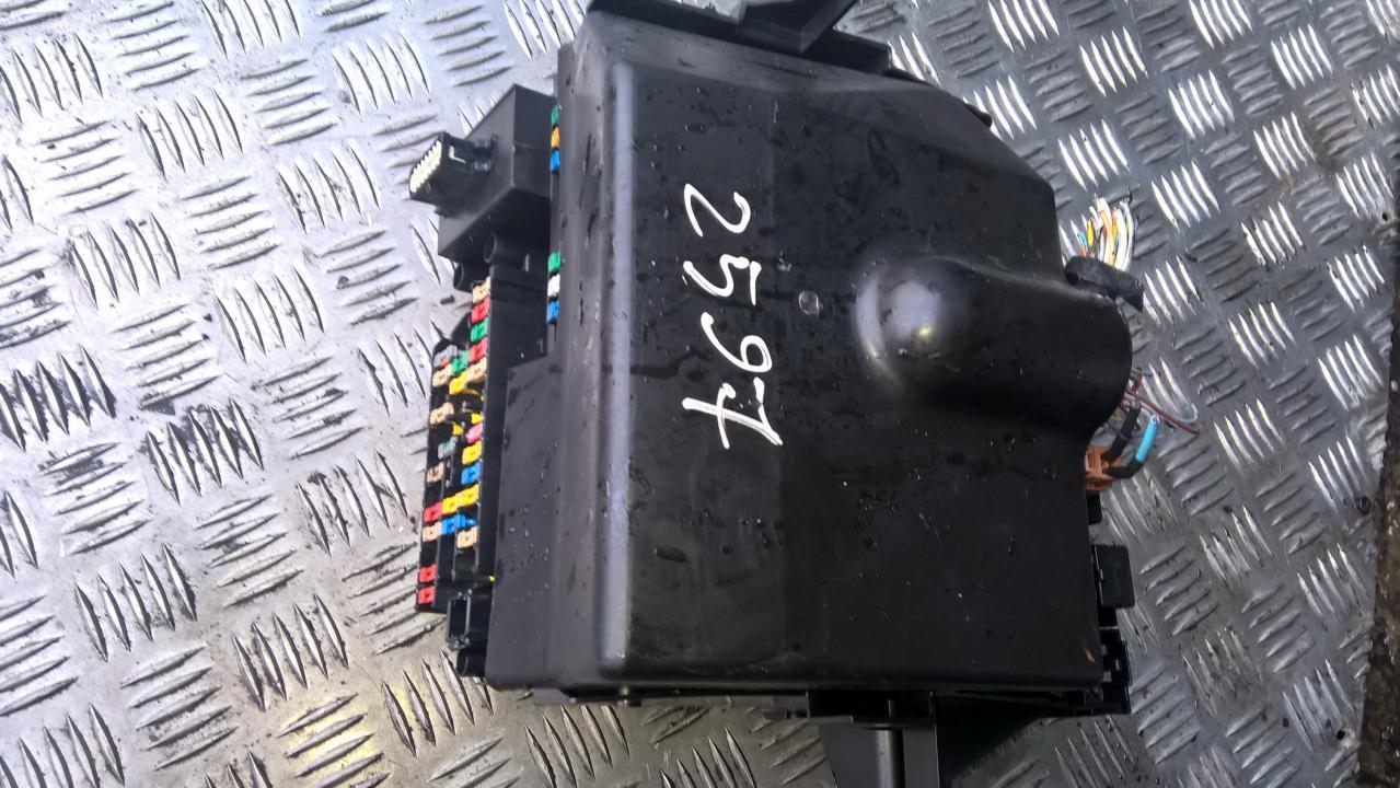 Saugikliu deze 9636525680 NENUSTATYTA Peugeot 206 2001 1.6