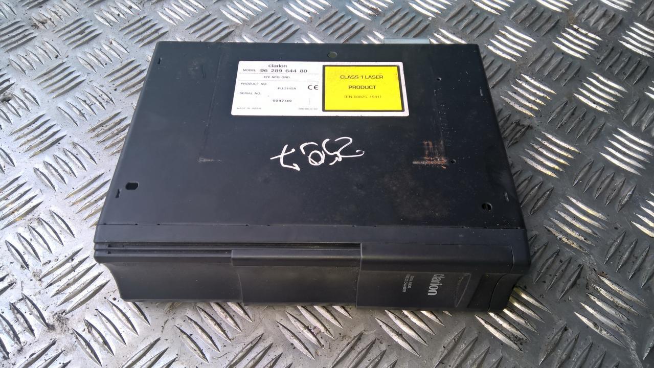 держатель cd-проиг 9628964480 NENUSTATYTA Peugeot 206 1998 1.4