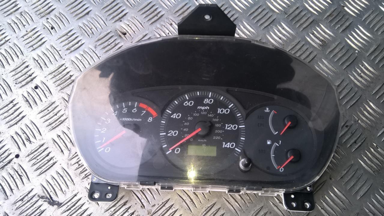 Щиток приборов - Автомобильный спидометр hr0287014 NENUSTATYTA Honda CIVIC 1996 1.4