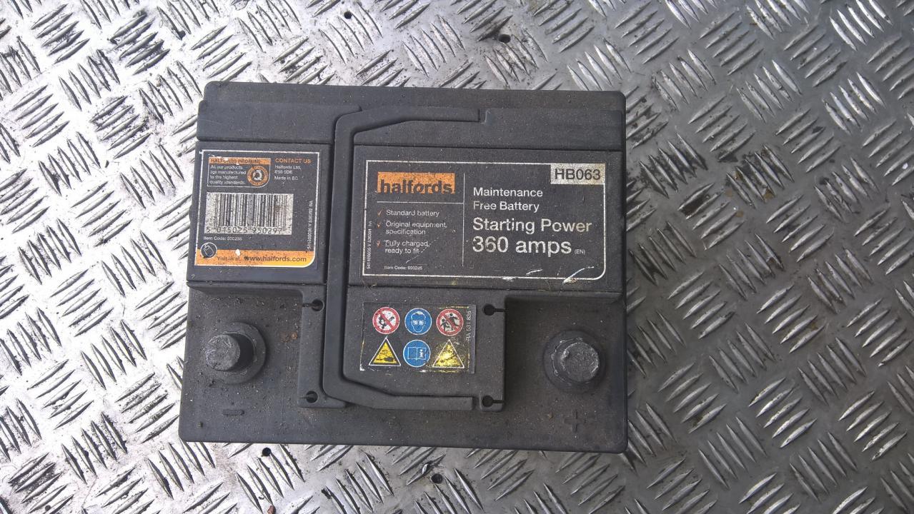 Авто аккумулятор - Аккумуляторы NENUSTATYTA NENUSTATYTA Peugeot 206 1998 1.4