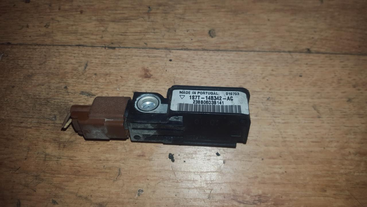 Srs Airbag daviklis 1s7t14b342ac 1s7t-14b342-ac Ford MONDEO 2005 2.0