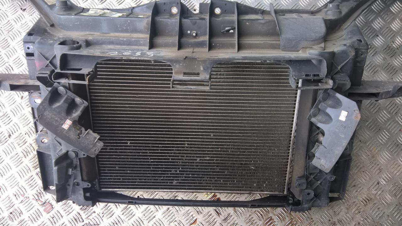 Vandens radiatorius (ausinimo radiatorius) 4S6H8005DA 4S6H-8005-DA Ford FIESTA 2009 1.3