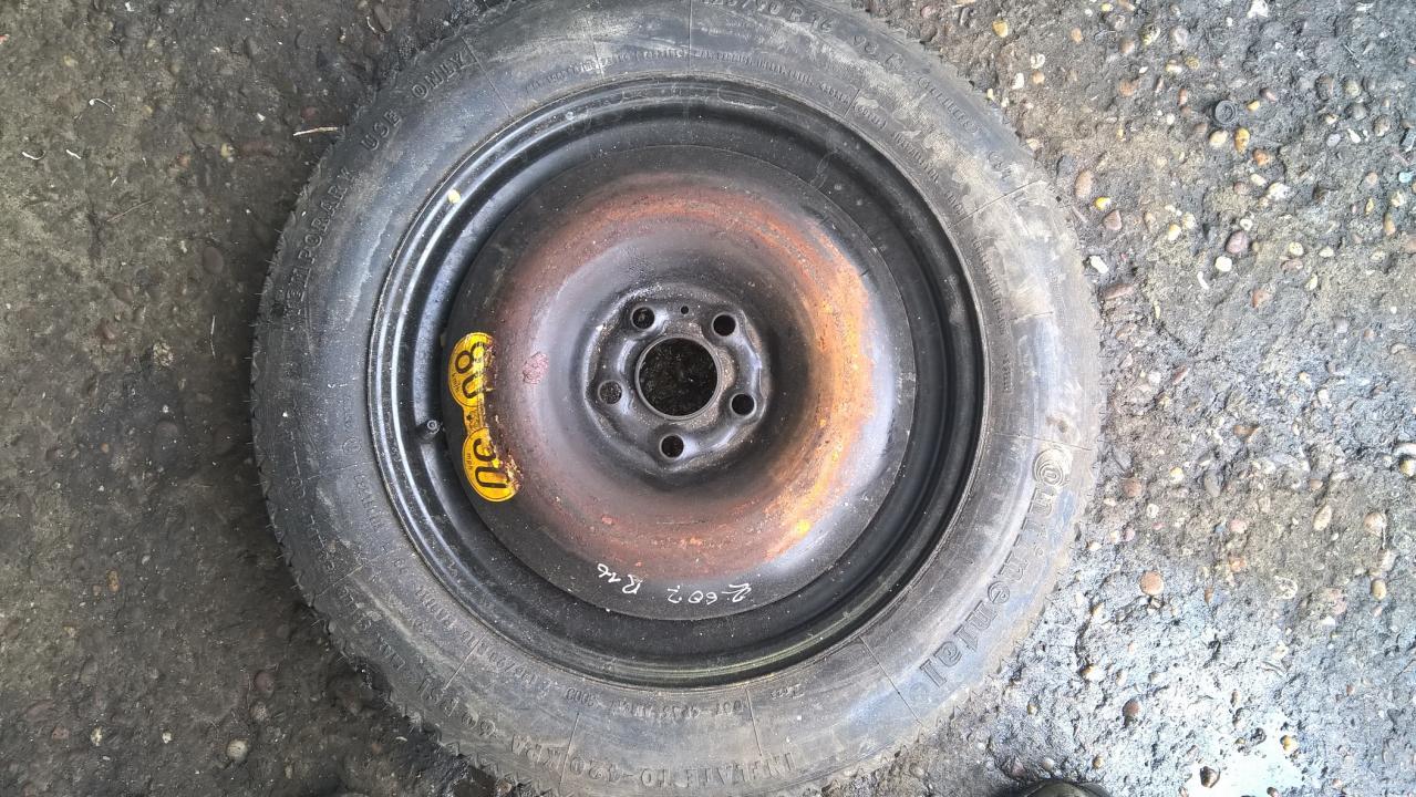 Ratlankis - Padangos R16 Rover 75 2003    1.8