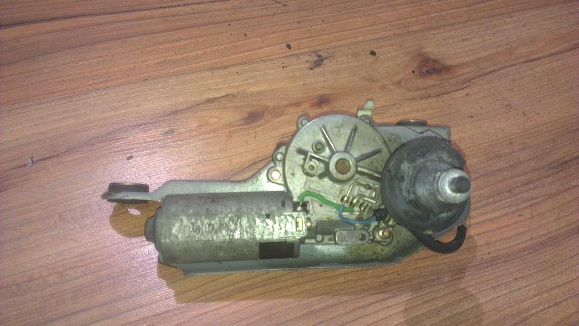 Galinio lango valytuvu varikliukas 7700838379 0390206510 Renault MEGANE SCENIC 1997 1.6