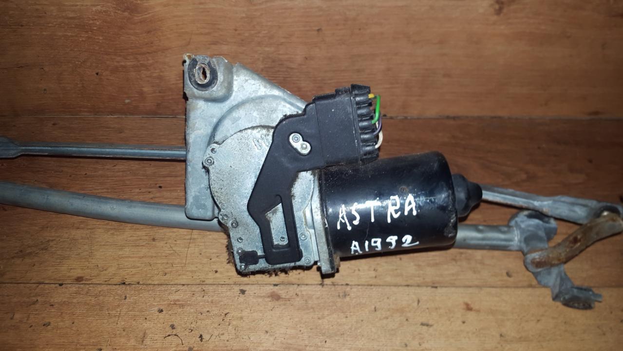 Priekinis langu valytuvu varikliukas NENUSTATYTA n/a Opel ASTRA 2002 1.7