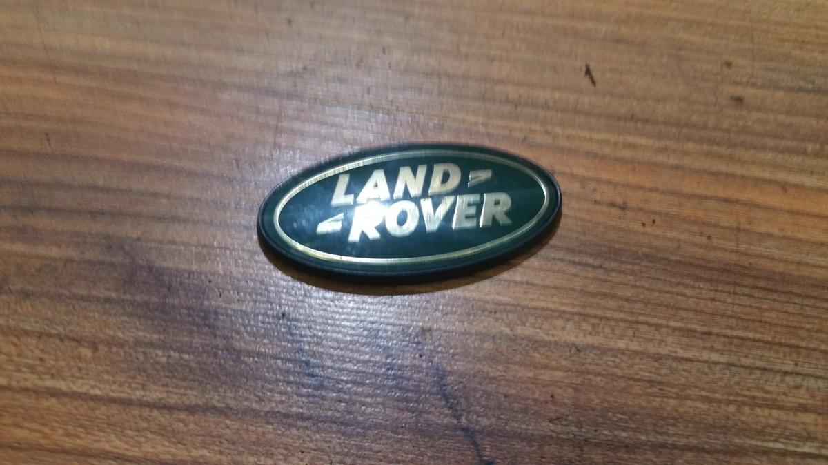 Задние Эмблема Land Rover Freelander 2001    1.8