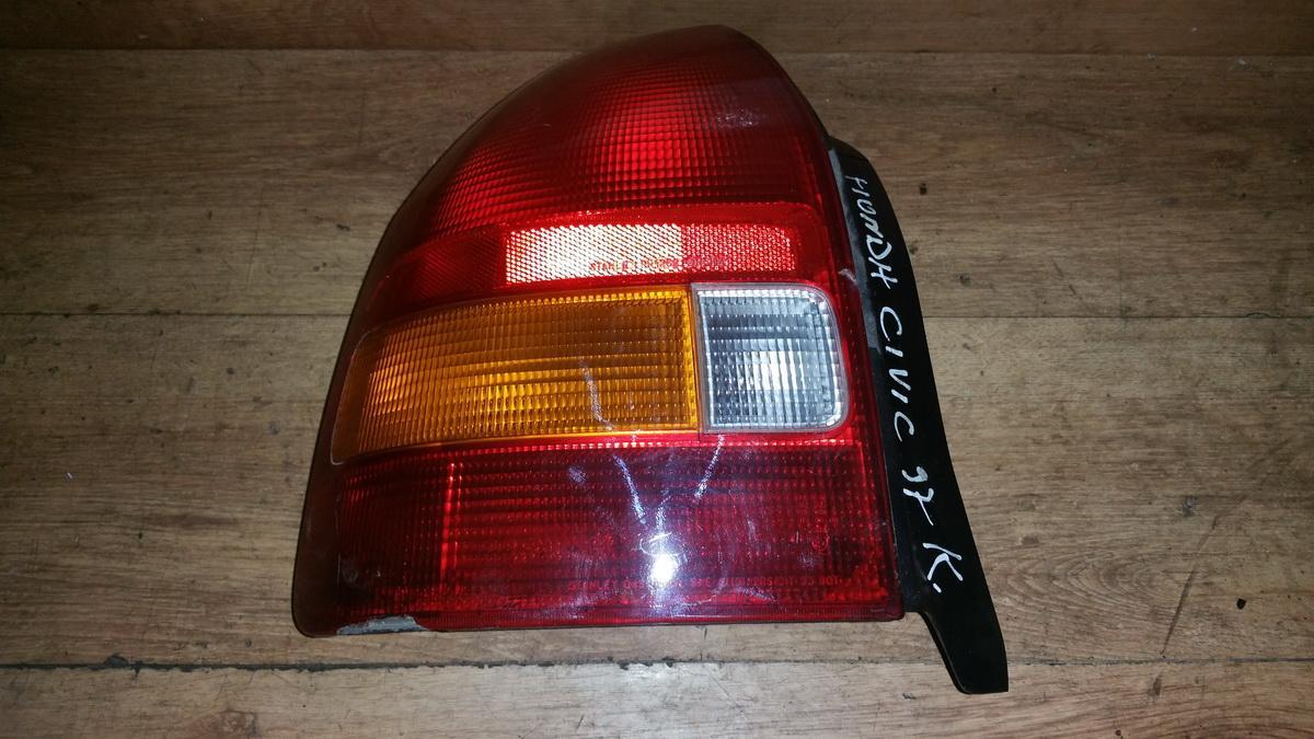 Galinis Zibintas G.K. NENUSTATYTA n/a Honda CIVIC 1996 1.4
