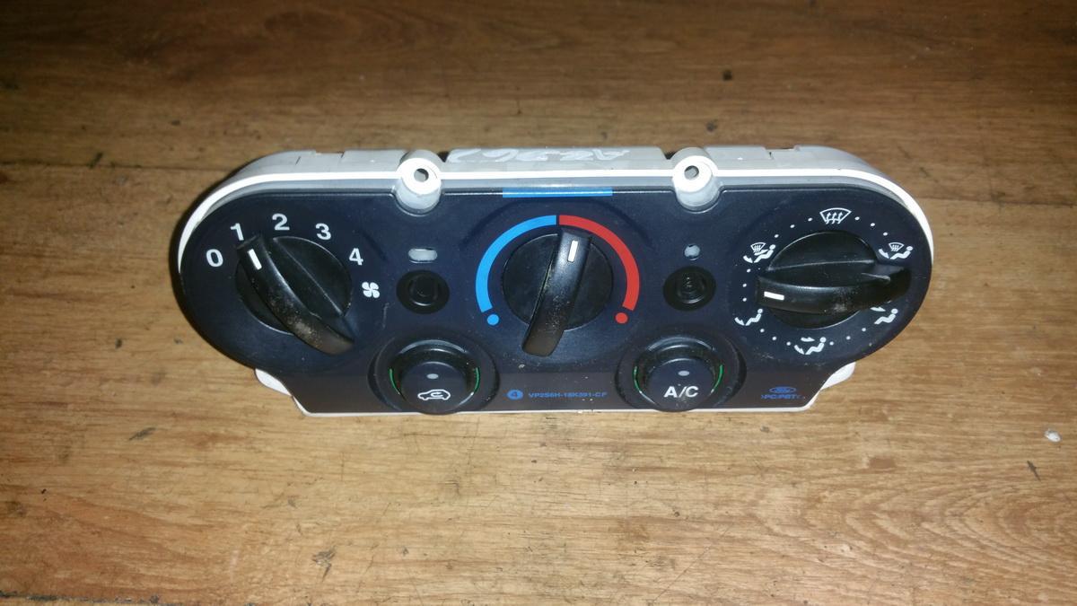 Peciuko valdymas 2s6h19980bd 170504, vp2s6h-18k391-cf Ford FIESTA 2001 1.8