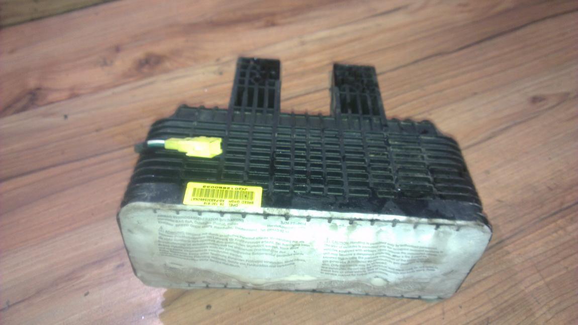Salono paneles oro pagalve SRS Opel  Vectra, B 1995.09 - 2000.09