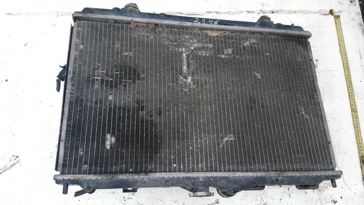 Радиатор NENUSTATYTA a460 i700 p50 Mitsubishi CARISMA 1996 1.6