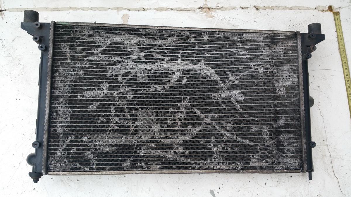 Vandens radiatorius (ausinimo radiatorius) 7m3121253b a380 i750 p40 Volkswagen SHARAN 1997 1.9