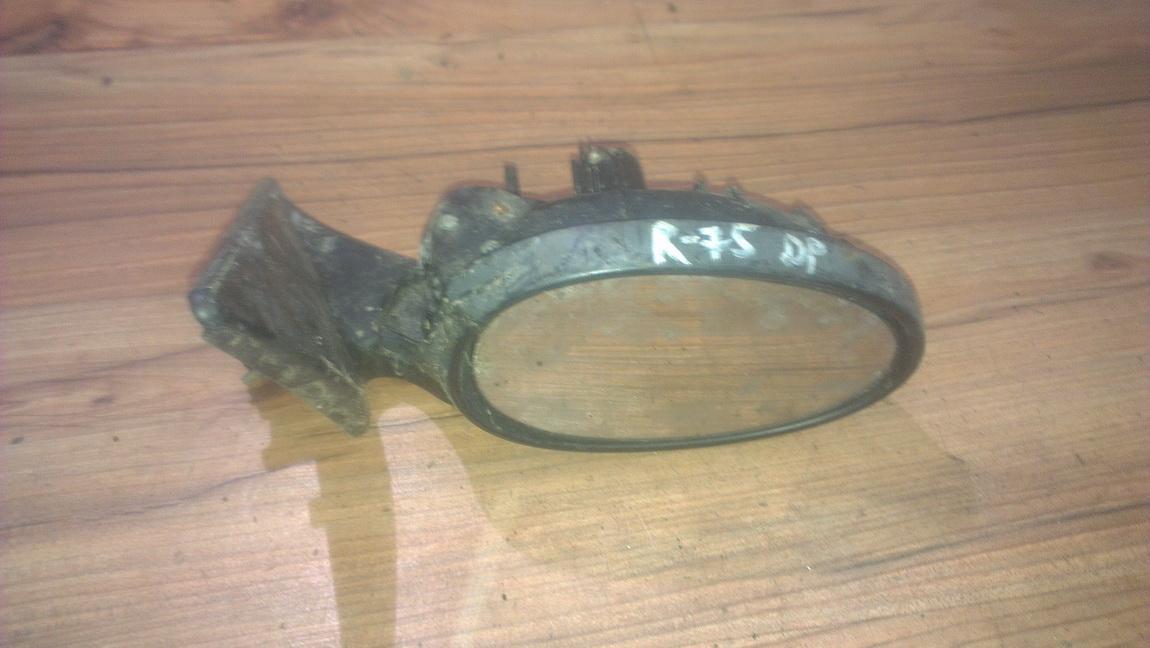 Duru veidrodelis P.D. (priekinis desinys) NENUSTATYTAS nenustayyta Rover 75 1998 2.0