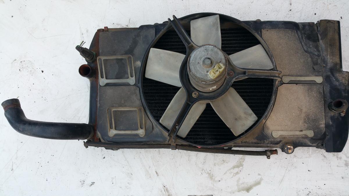 Difuzorius (radiatoriaus ventiliatoriaus) NENUSTATYTA n/a Audi 100 1991 2.3
