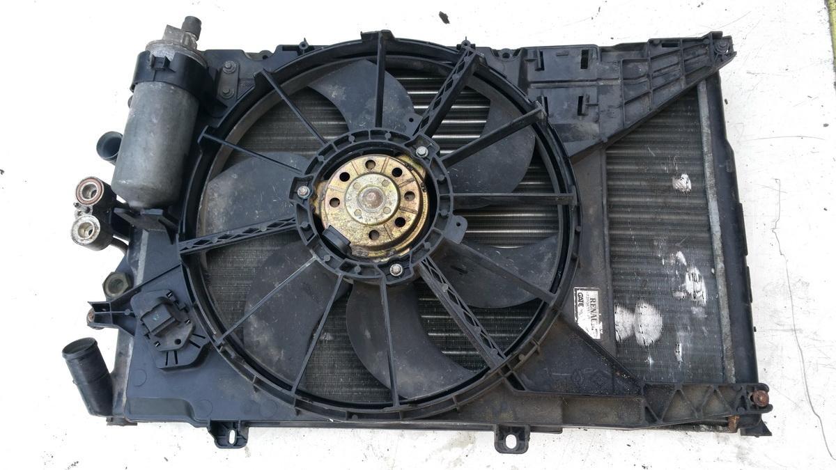 Difuzorius (radiatoriaus ventiliatorius) 7700425842 n/a Renault MEGANE 2003 1.6