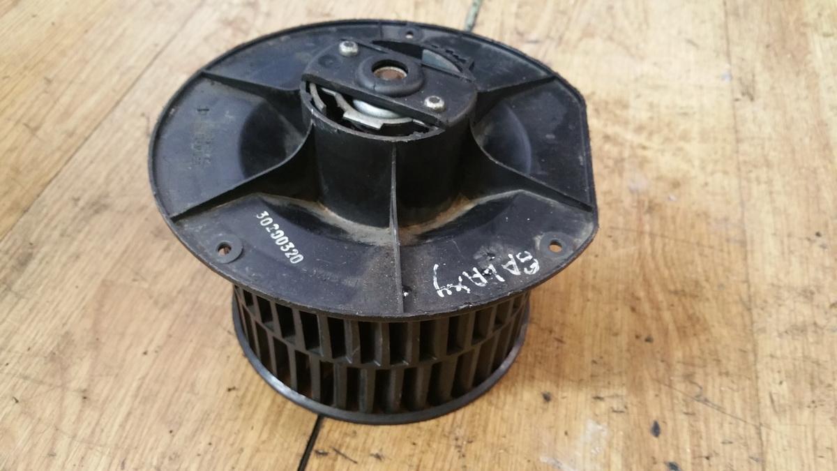 Salono ventiliatorius 7M0819021 95NW18456CC Ford GALAXY 1997 2.8