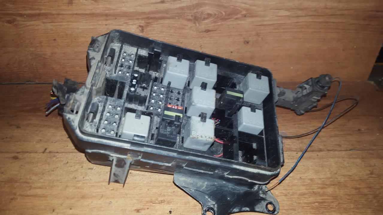n/a Fuse box Daewoo Lanos 1998 1.5L 15EUR EIS00101798
