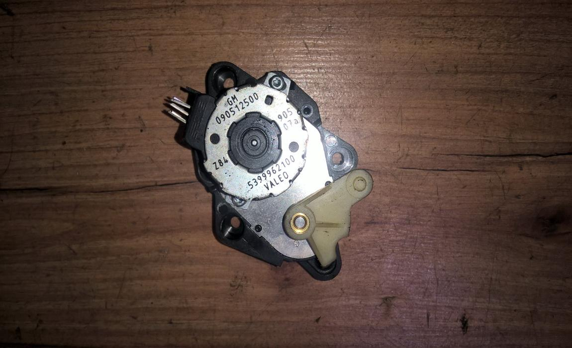 Heater Vent Flap Control Actuator Motor 090512500 5399962100 Opel OMEGA 1994 2.0