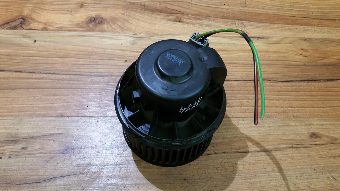 Salono ventiliatorius 3m5h18456fc 3m5h-18456-fc Ford FOCUS 2008 1.6