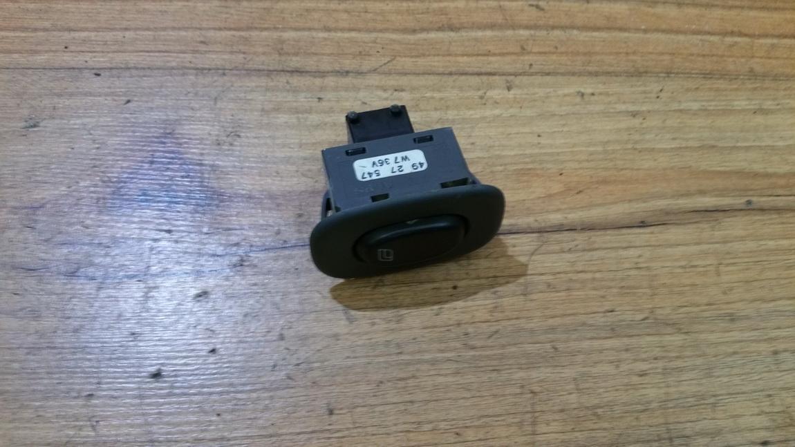 Stiklo valdymo mygtukas (lango pakeliko mygtukai) 4927547 n/a SAAB 9-5 1998 2.0