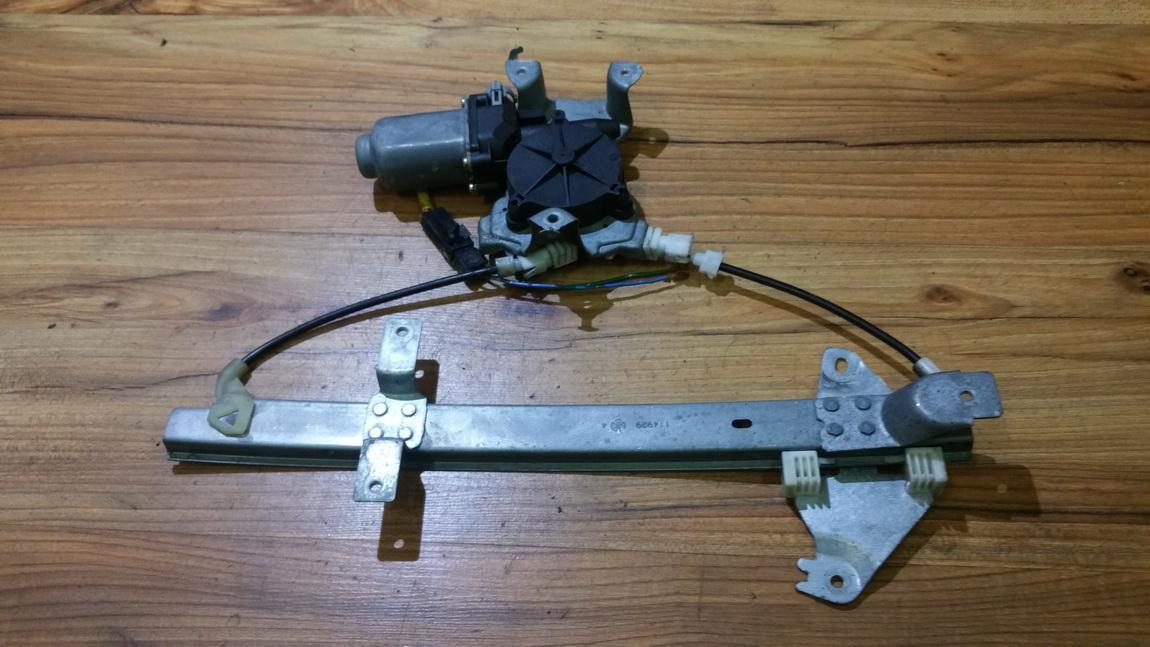 Duru lango pakelejas G.D. 400601t4 114929 Nissan ALMERA TINO 2002 2.2