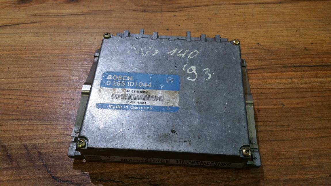 ABS Computer 0265101044 93m1043134, 0135459232 Mercedes-Benz CL-CLASS 2000 5.0