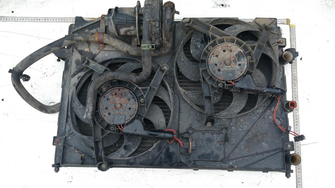 Difuzorius (radiatoriaus ventiliatoriaus) NENUSTATYTA N/A Ford GALAXY 1996 2.0
