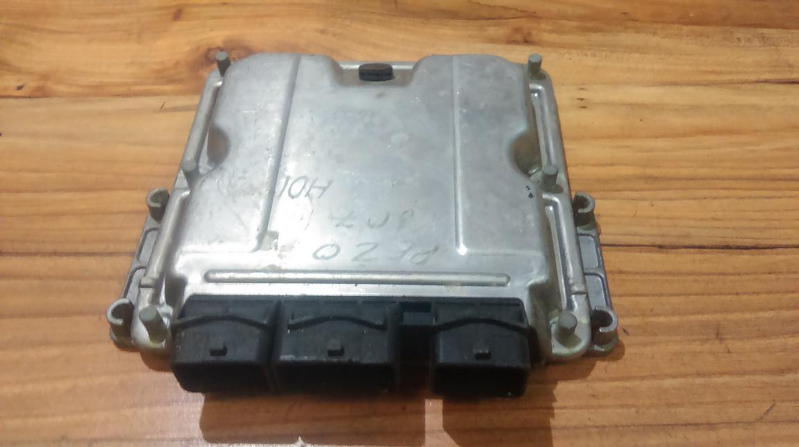 ECU Engine Computer  Peugeot  607, 2000.01 - 2004.07