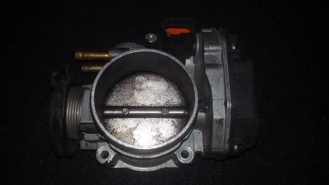 Заслонка дроссельная электрическая 021133062 nenustatyta Ford GALAXY 1996 2.0