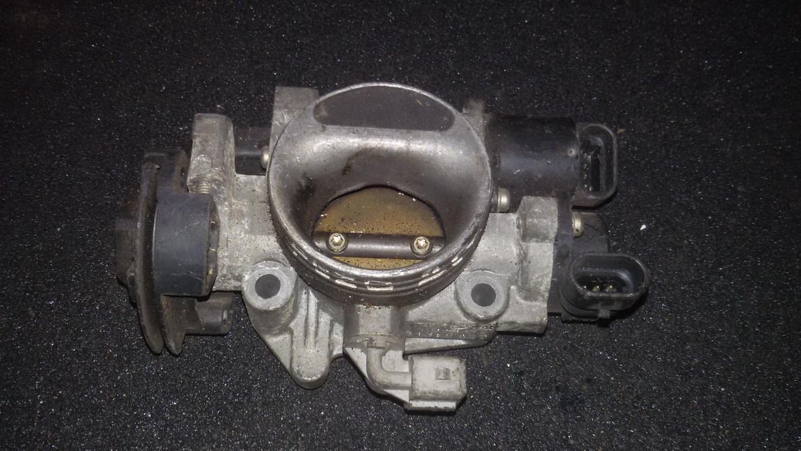 High Flow Throttle Body (Air Control Valve) 7276634000 3028be Peugeot 206 1998 1.4