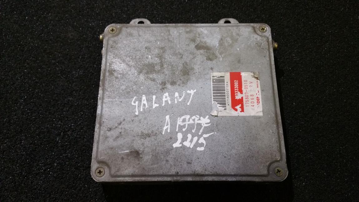 Variklio kompiuteris 1758000510 175800-0510, md333002 Mitsubishi GALANT 1998 2.0