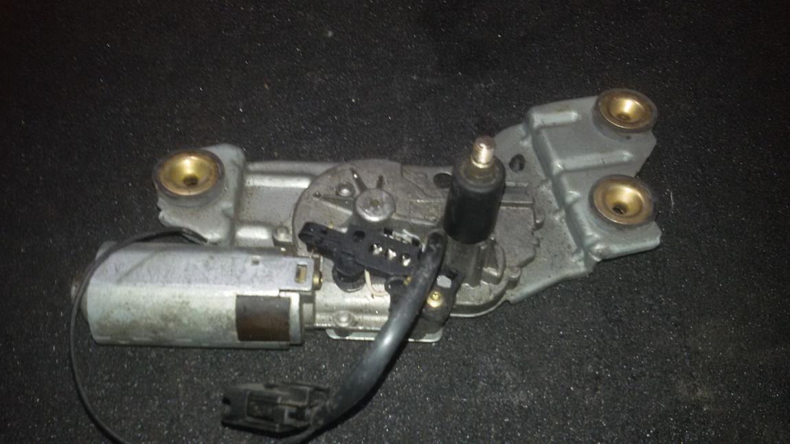 Galinio lango valytuvu varikliukas 0390201552 nenustatyta Ford FOCUS 2001 1.8