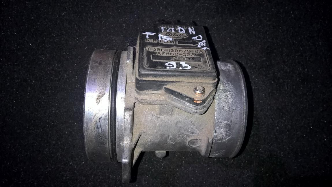 Air Mass Sensor 93bb12b579ba 93bb-12b579-ba, afh60-02a Ford MONDEO 1999 1.8
