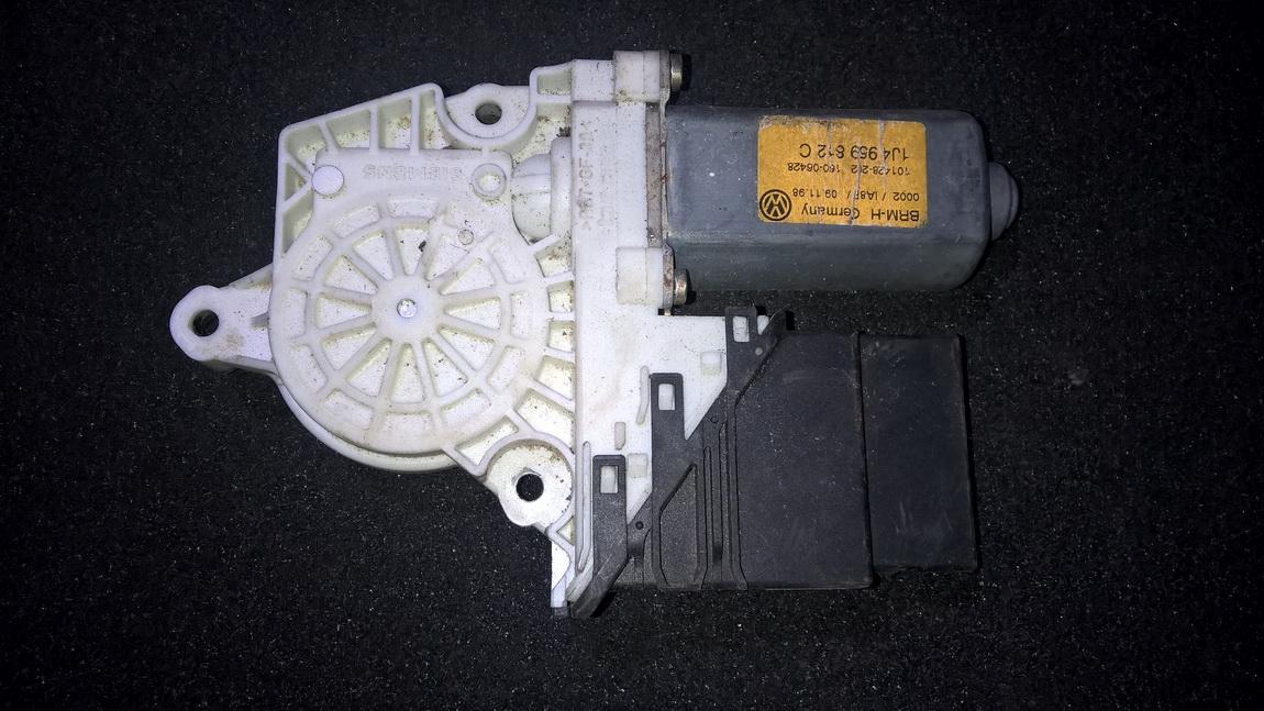 Моторчик стеклоподъемника - задний правый 1j4959812c 101388-101, 101428-202 Volkswagen GOLF 1994 1.9