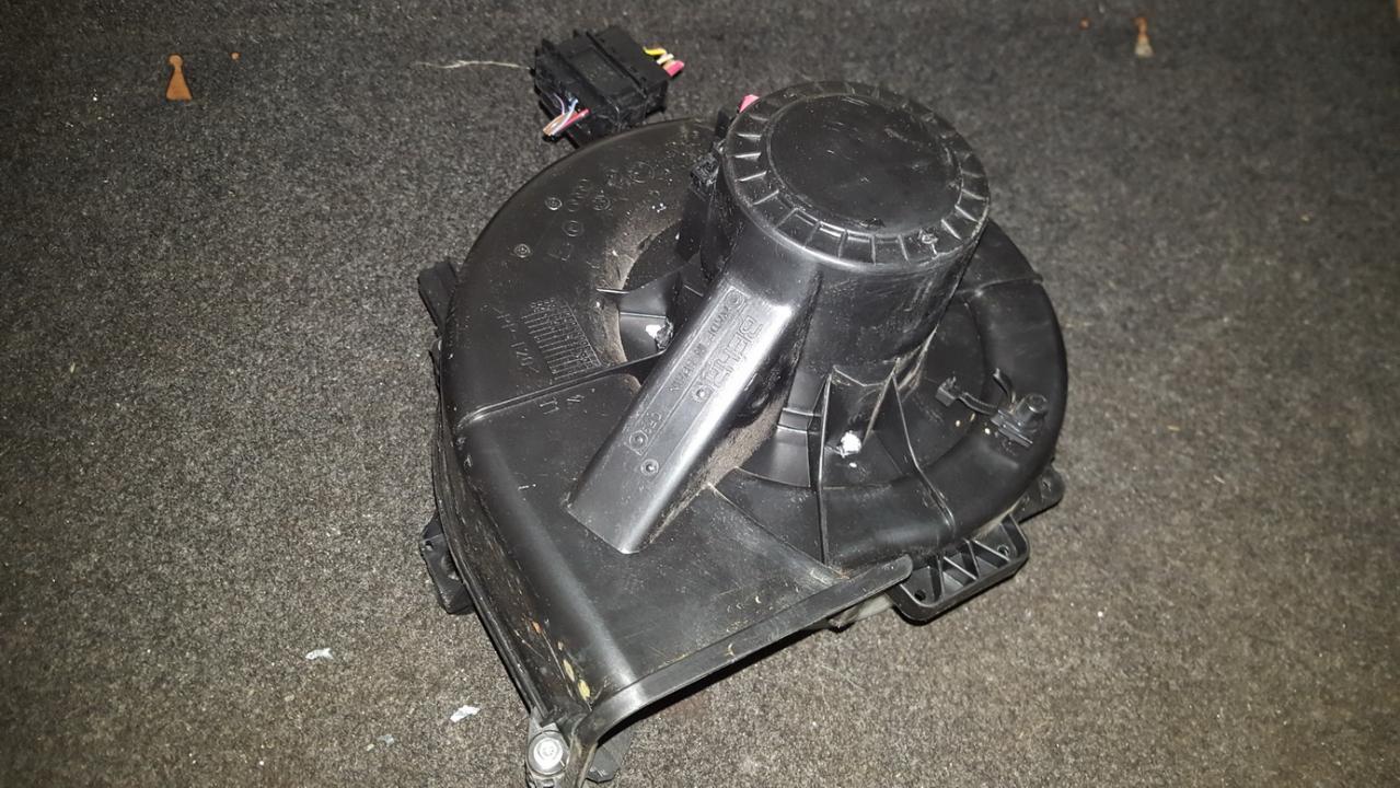 Salono ventiliatorius 6q2819015c a1917 Skoda FABIA 2008 1.2