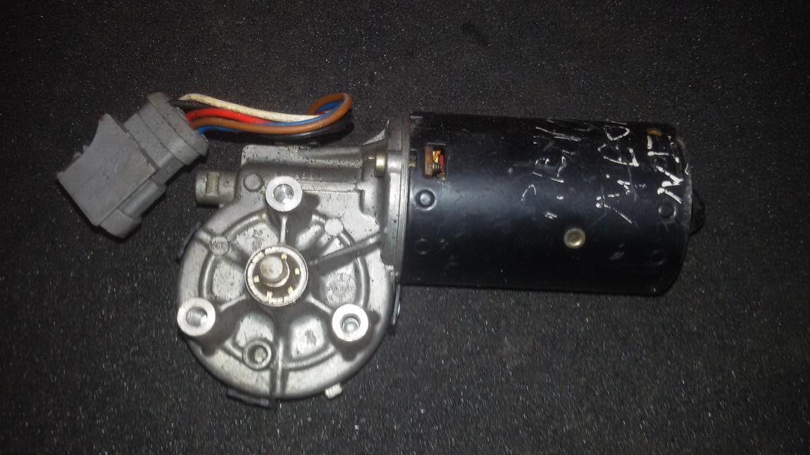 Priekinis langu valytuvu varikliukas 0390241353cep nenustatyta Renault SCENIC 2003 1.6