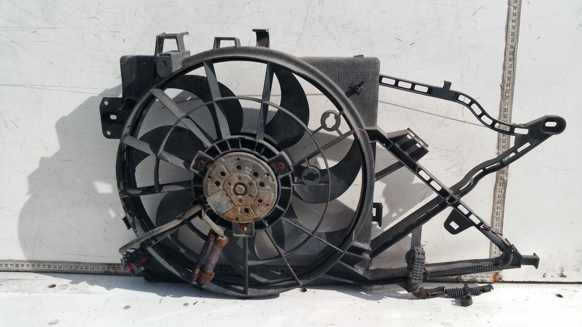 диффузор (вентилятор радиатора) NENUSTATYTA n/a Opel VECTRA 2006 1.9