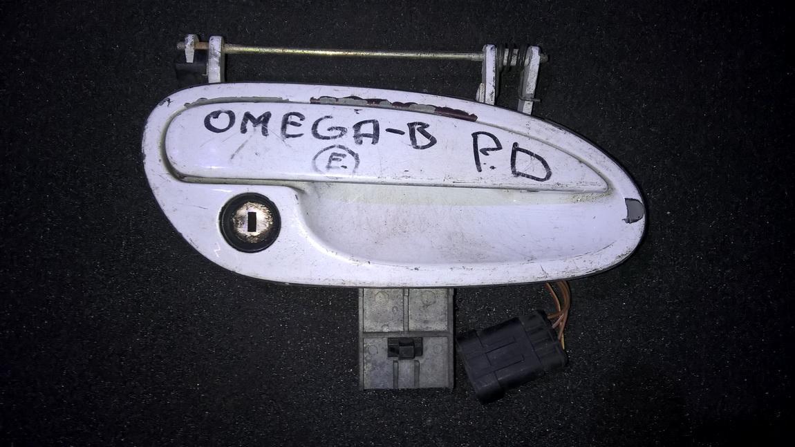 Duru isorine rankenele P.D. NENUSTATYTA NENUSTATYTA Opel OMEGA 1995 2.5