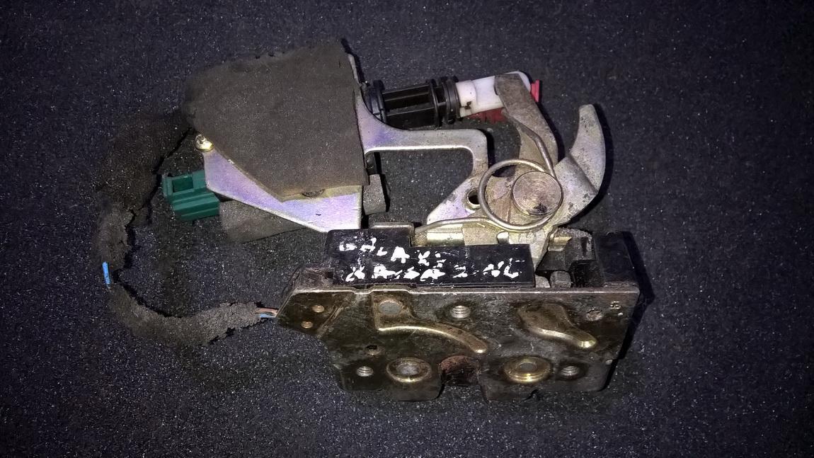 Boot Lid Tailgate Lower Lock Actuator NENUSTATYTA NENUSTATYTA Ford GALAXY 1996 2.0
