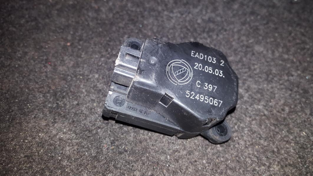Heater Vent Flap Control Actuator Motor 52495067 ead1032 Alfa-Romeo 147 2001 1.6