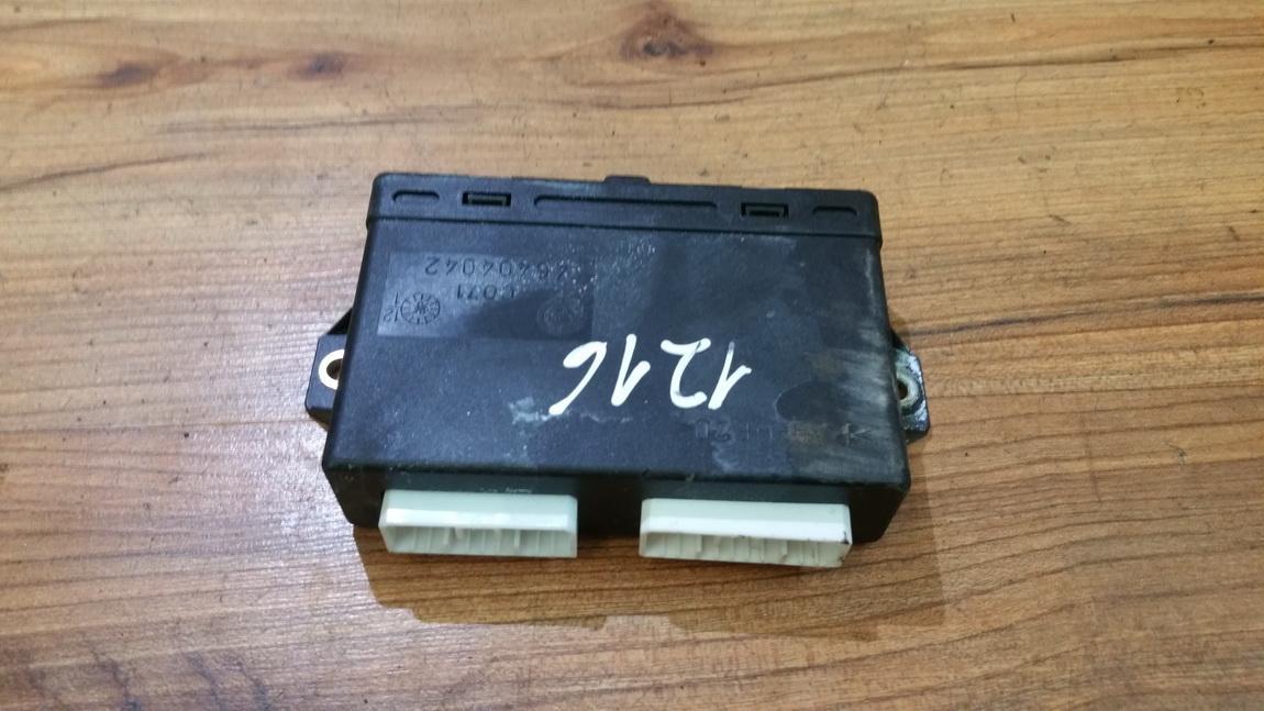 Kiti kompiuteriai 39007080 46404042, C071 Fiat MAREA 1996 1.6