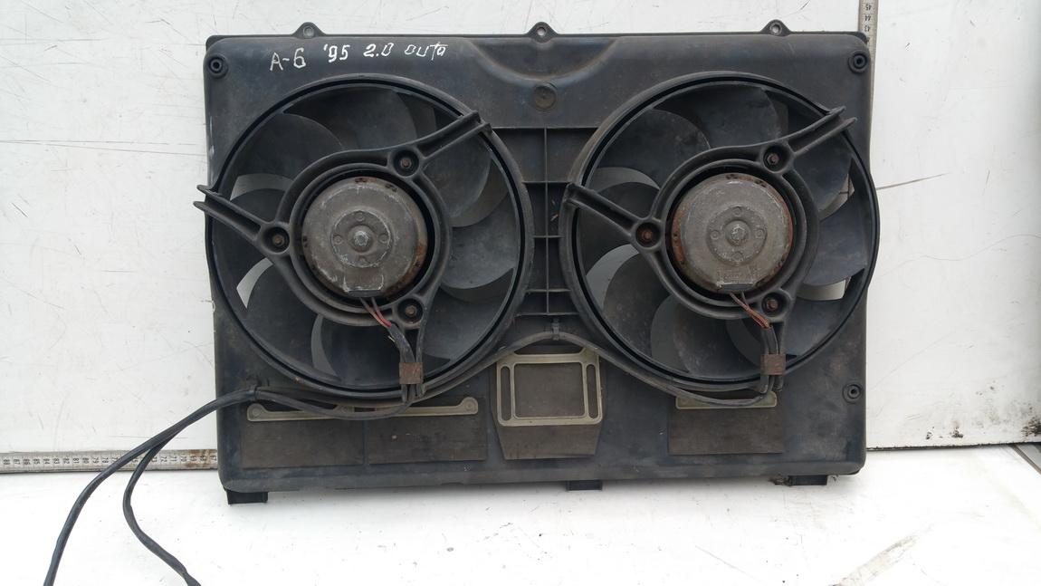 Difuzorius (radiatoriaus ventiliatoriaus) NENUSTATYTA N/A Audi A6 1998 2.5