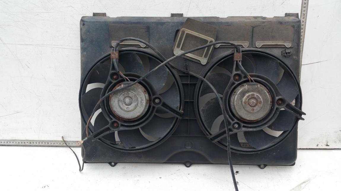 Difuzorius (radiatoriaus ventiliatoriaus) NENUSTATYTA N/A Audi A6 1999 2.5
