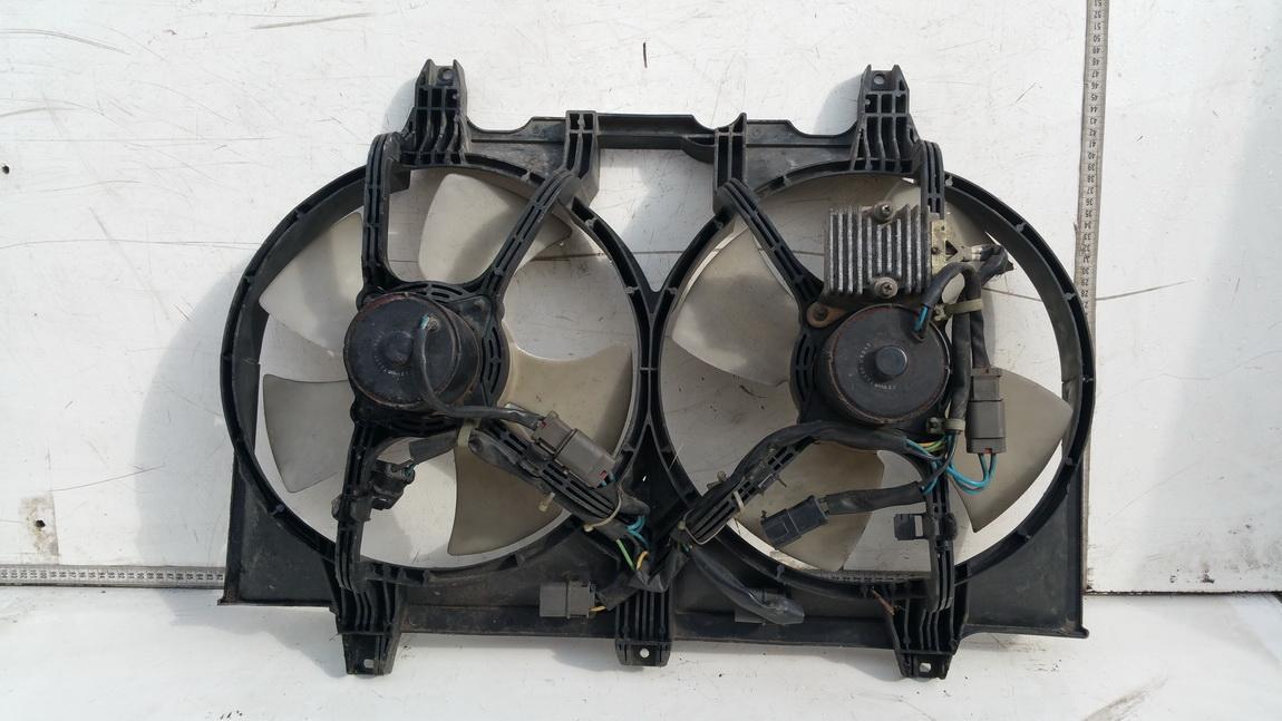 Difuzorius (radiatoriaus ventiliatoriaus) NENUSTATYTA n/a Nissan ALMERA TINO 2002 2.2