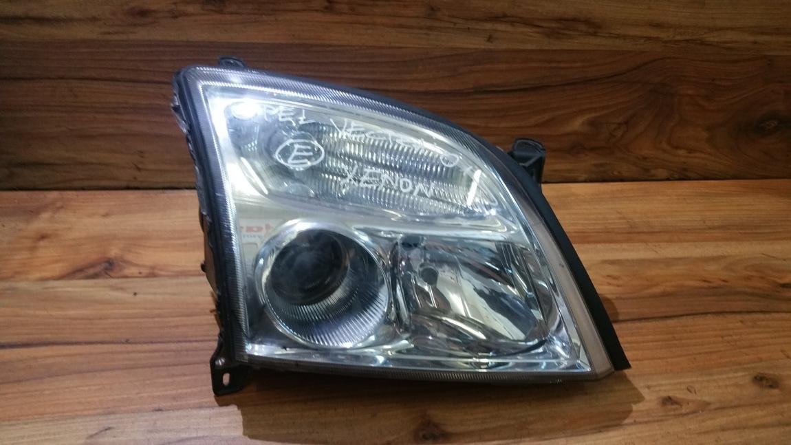 Front Headlight Right RH 15588800 155888-00, 156192-00 Opel VECTRA 2007 1.9